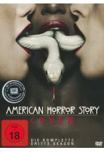American Horror Story - Season 3  [4 DVDs] DVD-Cover