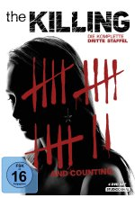 The Killing - Staffel 3  [4 DVDs]<br> DVD-Cover