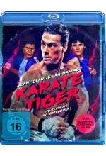 Karate Tiger - Uncut Blu-ray-Cover
