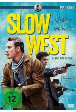 Slow West DVD-Cover