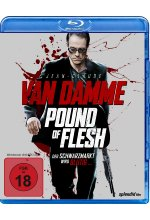 Pound of Flesh Blu-ray-Cover