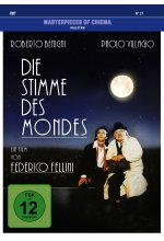 Die Stimme des Mondes - Masterpieces of Cinema Collection DVD-Cover