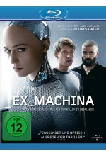 Ex Machina Blu-ray-Cover