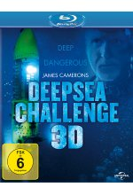 James Cameron's Deepsea Challenge Blu-ray 3D-Cover