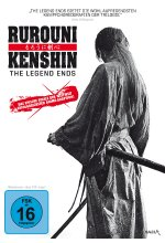Rurouni Kenshin - The Legends Ends DVD-Cover