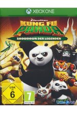 Kung Fu Panda - Showdown der Legenden Cover
