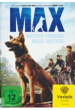 Max - Bester Freund. Held. Retter. DVD-Cover