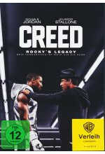 Creed - Rocky's Legacy DVD-Cover