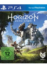 Horizon Zero Dawn Cover