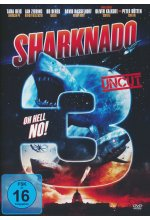 Sharknado 3 - Oh Hell No! - Uncut DVD-Cover