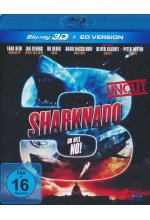 Sharknado 3 - Oh Hell No! - Uncut  (inkl. 2D-Version) Blu-ray 3D-Cover