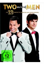 Two and a Half Men - Staffel 12  [2 DVDs] DVD-Cover