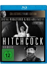 Alfred Hitchcock - Der Mieter & Leichtlebig Blu-ray-Cover