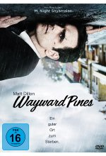 Wayward Pines - Season 1  [3 DVDs] DVD-Cover