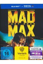 Mad Max: Fury Road Blu-ray-Cover