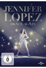 Jennifer Lopez - Dance Again DVD-Cover