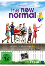 The New Normal - Die komplette Serie/Episode 01-22  [4 DVDs] DVD-Cover
