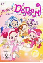 Magical Doremi - Staffel 2.2/Episode 77-100  [5 DVDs] DVD-Cover