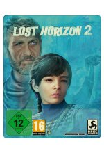 Lost Horizon 2 (Steelbook) Cover