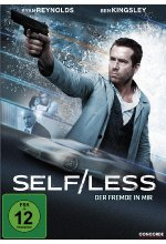Self/Less - Der Fremde in mir DVD-Cover