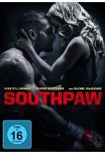 Southpaw DVD-Cover