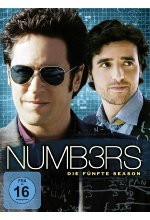 Numbers - Season 5  [6 DVDs] DVD-Cover