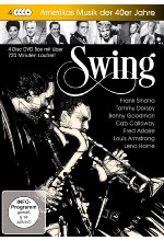 Swing  [4 DVDs] DVD-Cover