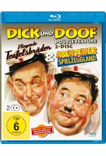 Dick & Doof - Double Feature  [SE] [2 BRs] Blu-ray-Cover