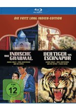 Fritz Lang - Indien Edition Box  [2 BRs] Blu-ray-Cover