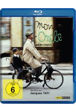 Mein Onkel Blu-ray-Cover