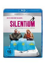 Silentium - Majestic Collection Blu-ray-Cover