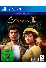 Shenmue 3 (Day One Edition) Cover