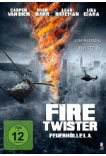 Fire Twister DVD-Cover