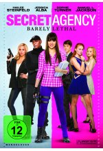 Secret Agency - Barely Lethal DVD-Cover