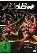 Hit the Floor - Die komplette 1. Season  [3 DVDs] DVD-Cover