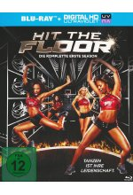 Hit the Floor - Die komplette 1. Season  [3 BRs] Blu-ray-Cover