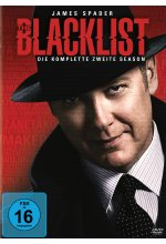 The Blacklist - Season 2  [5 DVDs] DVD-Cover