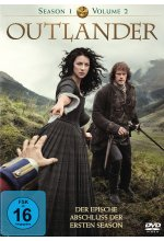 Outlander - Season 1/Vol. 2  [3 DVDs] DVD-Cover