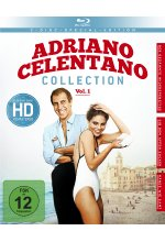 Adriano Celentano - Collection Vol. 1  [3 BRs] Blu-ray-Cover