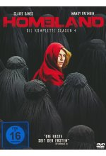 Homeland - Season 4  [4 DVDs] DVD-Cover