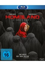 Homeland - Season 4  [3 BRs] Blu-ray-Cover