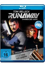 Runaway - Spinnen des Todes Blu-ray-Cover
