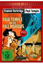 Francis Durbridge - Paul Temple und der Fall Marquis  [CE] DVD-Cover