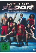 Hit the Floor - Die komplette 2. Season  [3 DVDs] <br> DVD-Cover