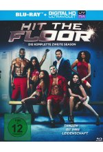 Hit the Floor - Die komplette 2. Season  [3 BRs] <br> Blu-ray-Cover