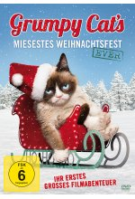 Grumpy Cat's miesestes Weihnachtsfest ever DVD-Cover