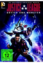 Justice League - Götter & Monster DVD-Cover