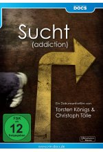 Sucht (addiction) DVD-Cover