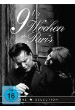 9 1/2 Wochen in Paris - Mediabook - Digital Remastered - Cine-Star-Selection Nr. 3  [LE] DVD-Cover