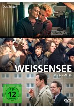 Weissensee - Staffel 3  [2 DVDs] DVD-Cover